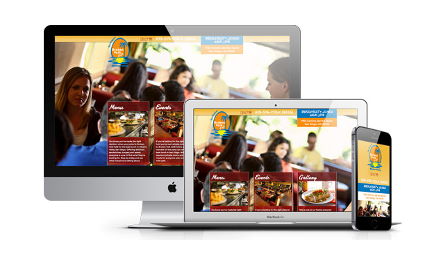 Four Essential Features on Your Restaurant Website